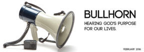 Bullhorn Series Graphic